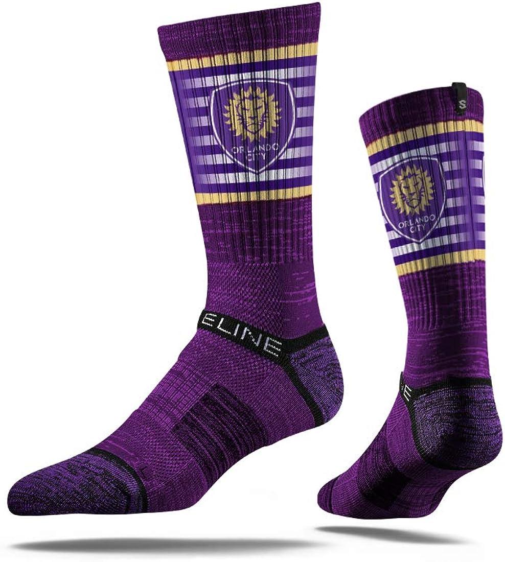 Strideline Socks MLS Premium Athletic Crew Socks