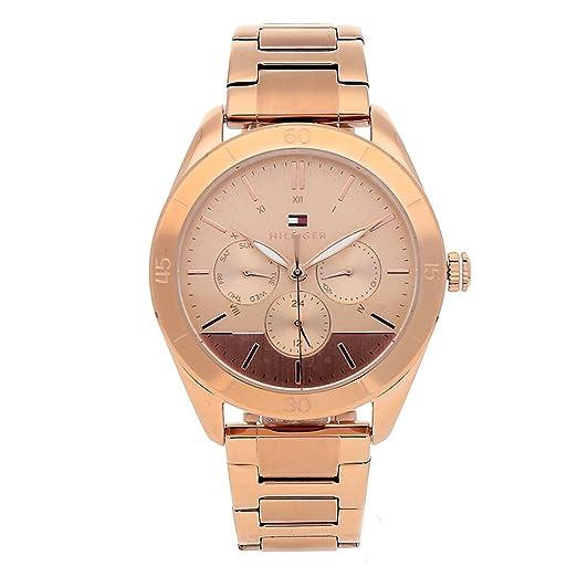 Tommy Hilfiger Gracie Tommy Hilfiger Damas Reloj 1781884: Amazon.es: Relojes