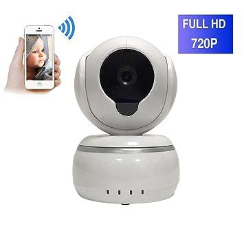 ShengyaoHul 720P HD Alarma Inalámbrica Cámara De Vigilancia Ip, 1 Mp Indoor Sistema De Seguridad