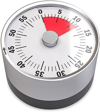 Balvi Minuteur Mecanique Et Magnetique Basics Maximum 60