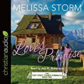 Love's Promise: The First Street Church Romances, Book 2 | Melissa Storm