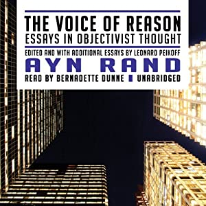 The Voice of Reason Hörbuch