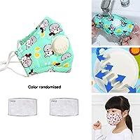 GerTong Máscaras Aire Lavable Reutilizable Antipolvo Polvo Mascarilla