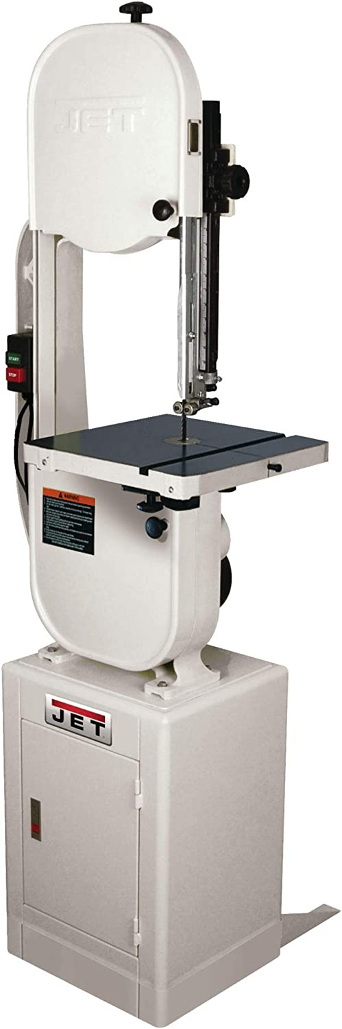 5. JET JWBS-14DXPRO 14-Inch Deluxe Pro Band Saw Kit