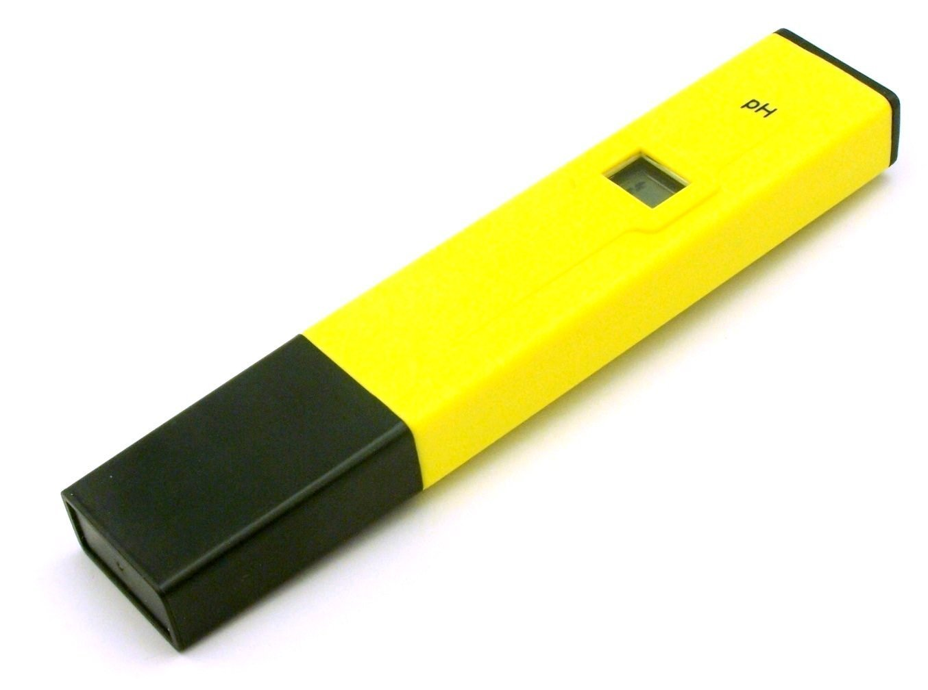 PHTester PH-009 Digital pH Meter Tester, With 2 Pack of Calibration Solution Mixture Included