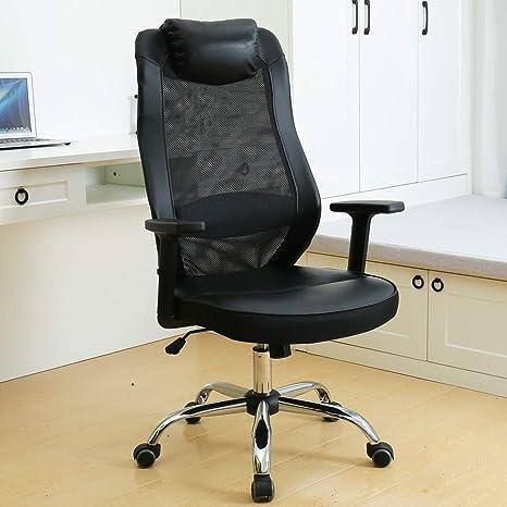 Amazing Amazon Com Berlman Ergonomic High Back Mesh Office Chair Theyellowbook Wood Chair Design Ideas Theyellowbookinfo