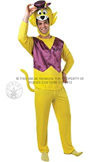 Rubie´s Top Cat Mens Costume 1960s Cartoon Character Adults 60s Fancy Dress  Outfit New