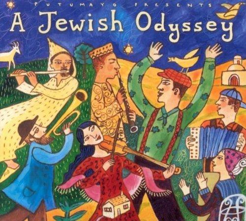 A Jewish Odyssey by Putumayo World Music