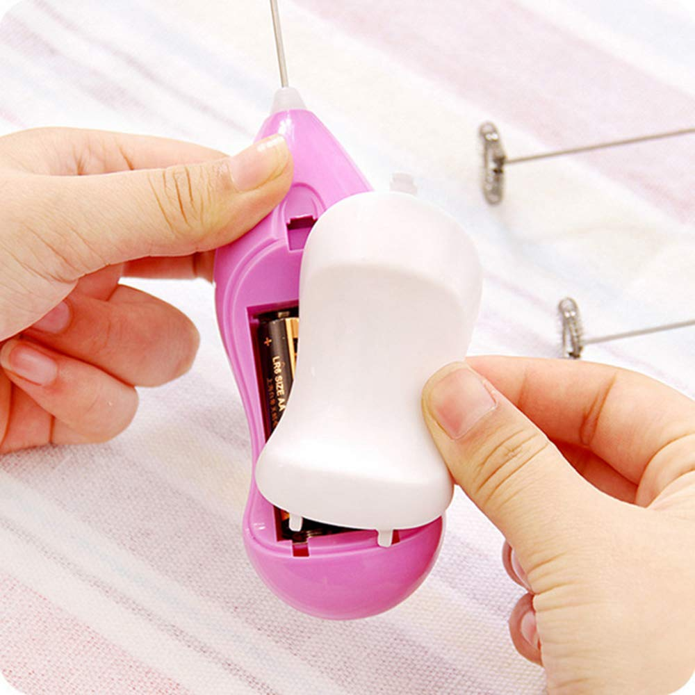 LARRY-X Electric Hand Egg Mixer Hand Blender Mini Kitchen Stirrer Coffee Milk Drink Mixer