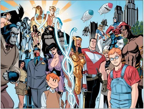 Read Online America's Best Comics Primer ebook