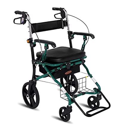 Amazon.com: GLXYFC Old Man Carro de la compra, carrito se ...