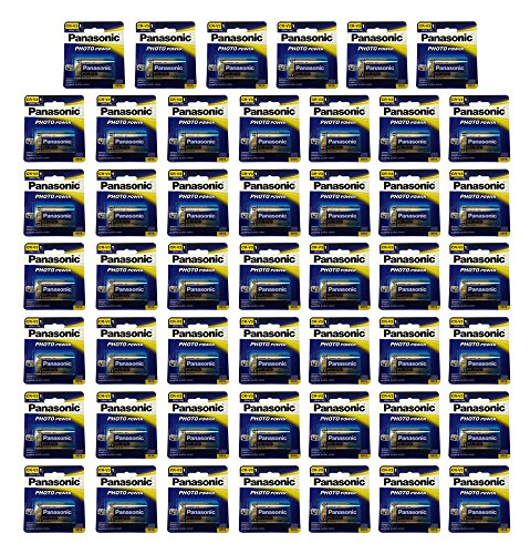 48x Panasonic CR-V3 Battery Photo Lithium 3V LCRV3B ELCRV3 KCRV3 LB-01 by 21Supply