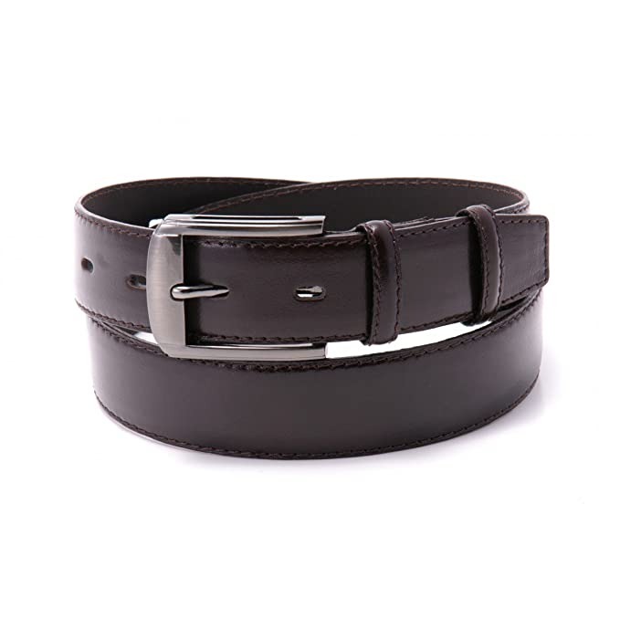 Belt tipo - Hombre - Traje - Piel Cinturón 78156 - Color ...