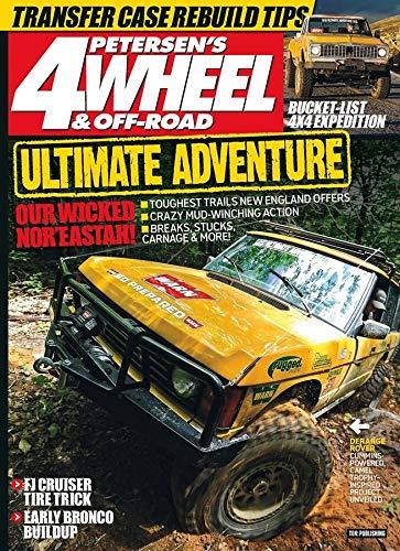 Road Magazine Off (4 Wheel & Off Road)