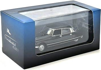 Model car DieCast Presidential Car 1962 Citroen DS 19 de Gaulle 1//43 metal Norev