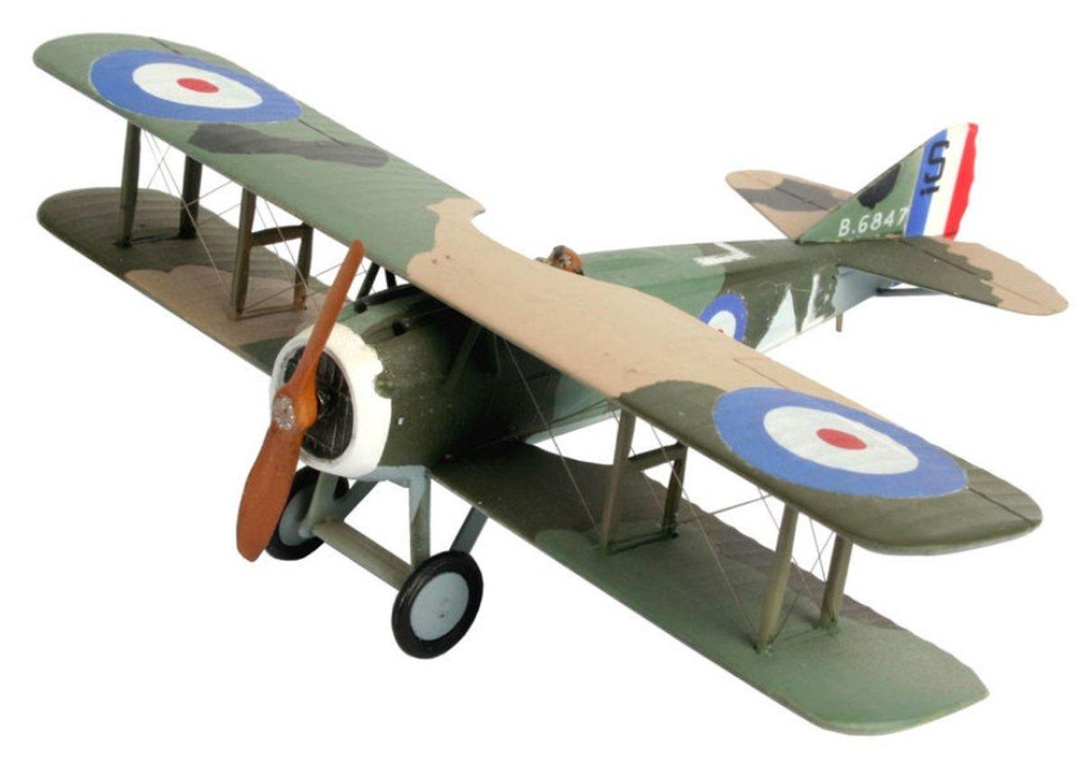 montar aeroplano modelismo