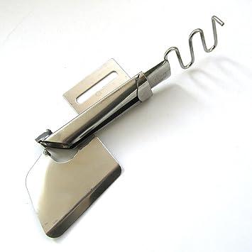 1 inch Raw Edge Binder Braid Tape Single Fold Finish Tool for Industrial Sewing Machine
