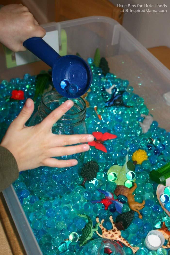 Amazon.com: Perlas de Agua perlas de gel beads- boda & Event ...
