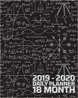 December 2020 Study Monthly Calendar 18 Month Daily Planner: June 2019   December 2020 | Smart Match
