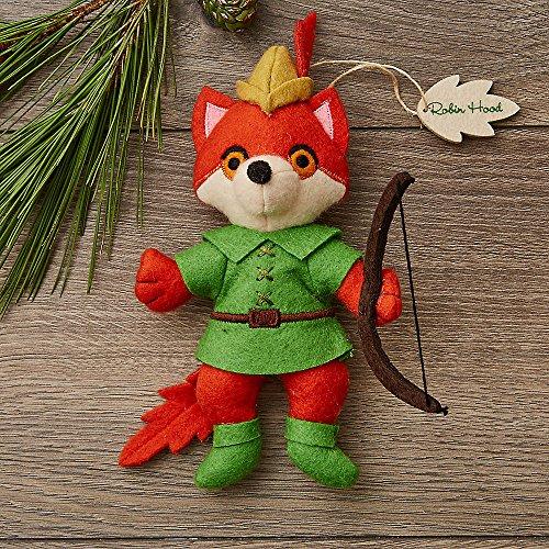 (Disney Robin Hood Storybook Plush Ornament)