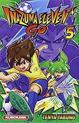 Inazuma Eleven Go - T5