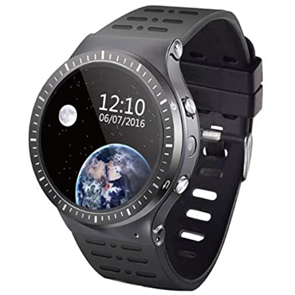 S99B Smart Watch Phone Support Android 5.1 MTK6580M 1.3G Quad-cores 8GB Memory SIM