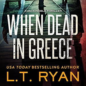 When Dead in Greece Audiobook