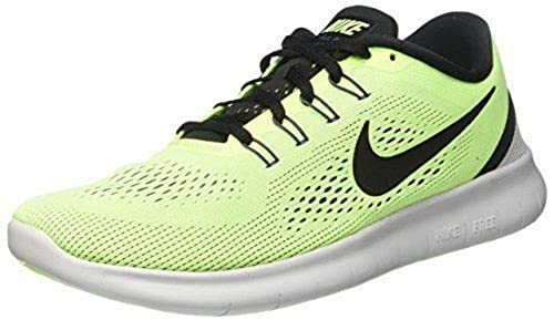 2f4c2ee49a4f Nike Free RN Ghost Green Black Blue Moon Mens Running Shoes  Buy Online at  Low Prices in India - Amazon.in