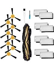 Accesorios para Ecovacs Deebot N79 N79S Robot Aspirador Repuestos Cepillo principal, filtro Hepa, cepillo