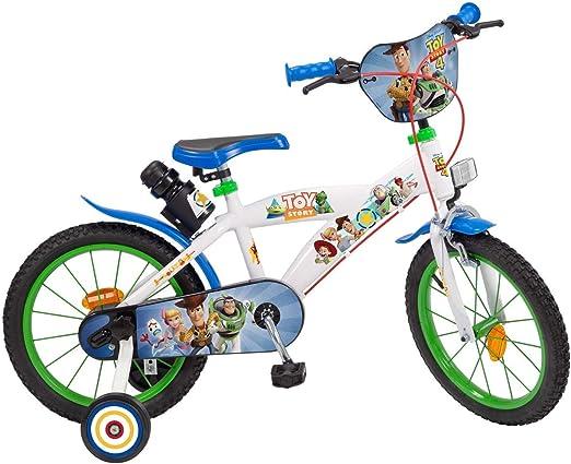 TOIMSA - Bicicleta-Toy-Story-16: Amazon.es: Juguetes y juegos