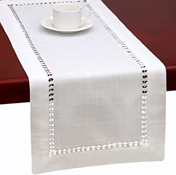 Amazon.com: Camino de mesa y adorno para cómoda ...