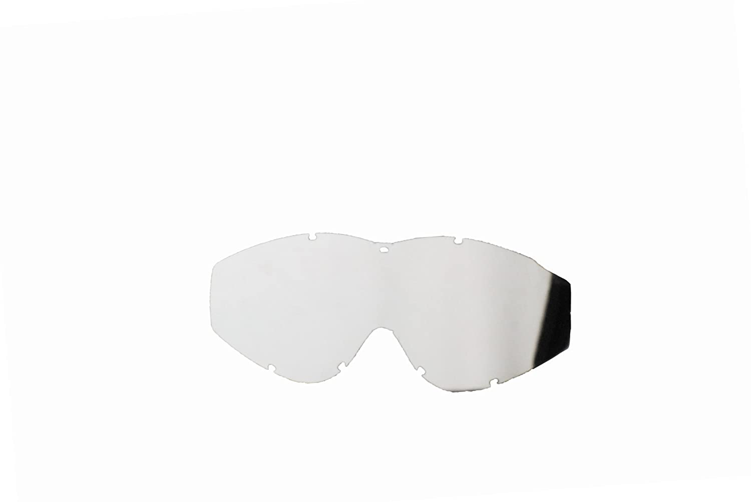 Silver Mirror Vega Youth Replacement Lens