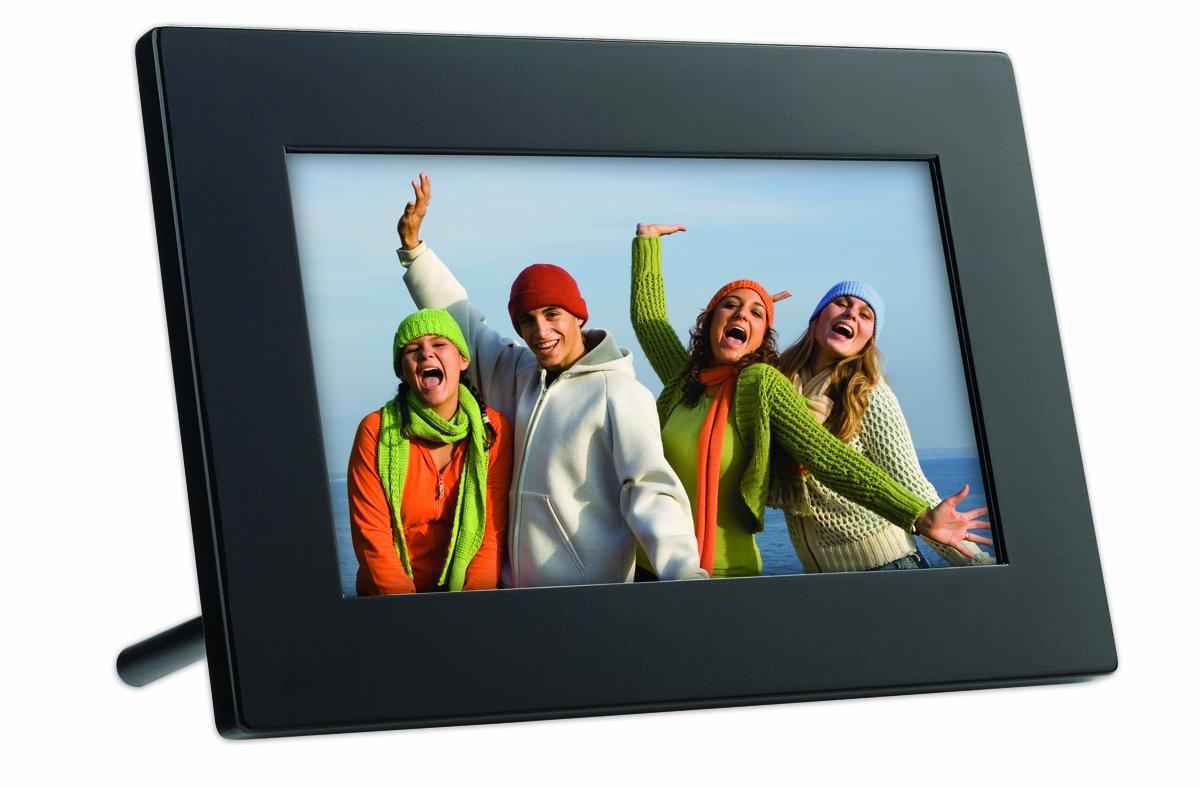 Amazoncom Giinii Gt 7awp 7 Inch Flatscreen Digital Picture Frame