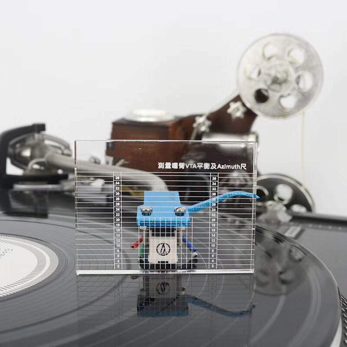 Record Player Measuring Phono Tonearm VTA/Cartridge