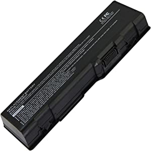 Laptop Replacement Battery, 6 cells, for Dell Inspiron 6000 9200 9300 9400 E1705, Inspiron XPS Gen 2, Replacement for parts 310-6321 310-6322 312-0339 312-0340 312-0348 312-0349 312-0350 C5974 D5318 F5635 G5260 G5266 U4873 GG574