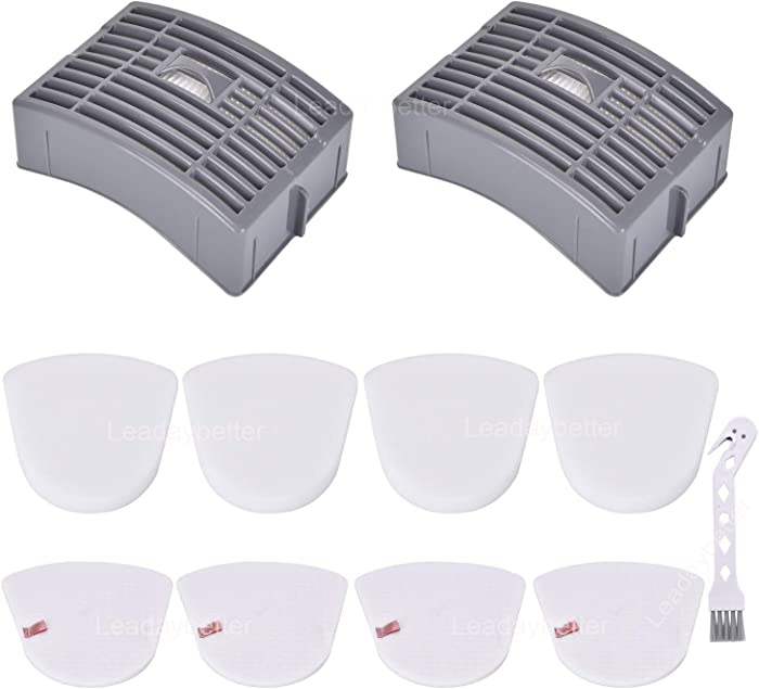 The Best Replacement Filters For Shark Duoclean Uv810