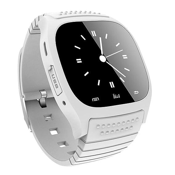 Amazon.com: Smartwatch – All in 1 Unlocked Smart watch ...