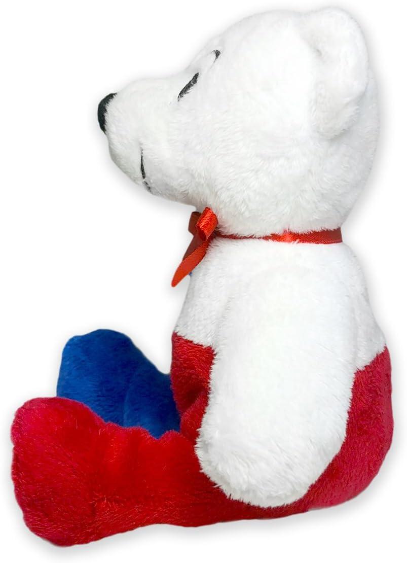 Symbolz - Oso de la Bandera de Texas por RGU: Amazon.es: Juguetes y juegos