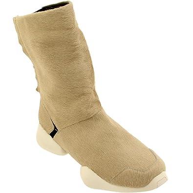 226ff0adbb88a Amazon.com   adidas x Rick Owens Men RO Runner Ankel Boot (tan/ro ...