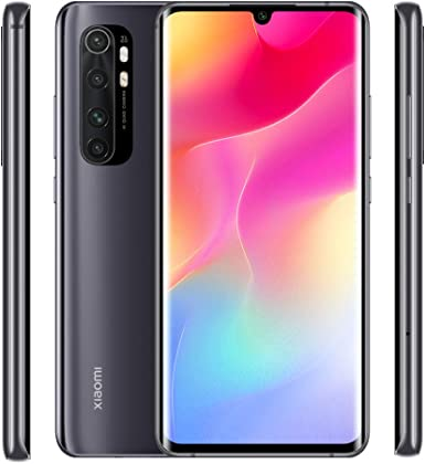 Xiaomi Mi Note 10 Lite Smartphone 6GB/64GB Quad Camera 64MP+8MP+5MP+2MP Midnight Black: Amazon.es: Electrónica
