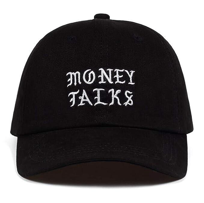 Money Talks Dad Hat Golf Tyler The Creator Snapback Casquette Bone Gorras Black Tactical Baseball Cap
