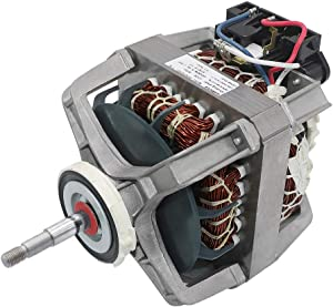 Dryer Drum Drive Motor Assembly DC31-00055G(120V,60Hz) By Primeswift,Replacement for Samsung Dryer Models Replace 2813208,DC31-00055H