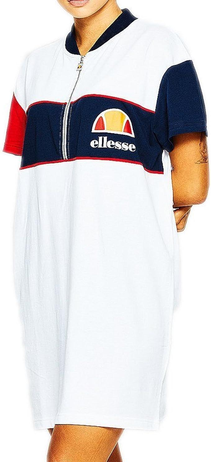 Vestido Ellesse – Elisabette Polo blanco/azul/rojo talla: M ...