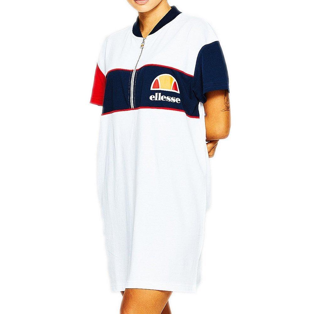 Vestido Ellesse - Elisabette Polo blanco/azul/rojo talla: M ...