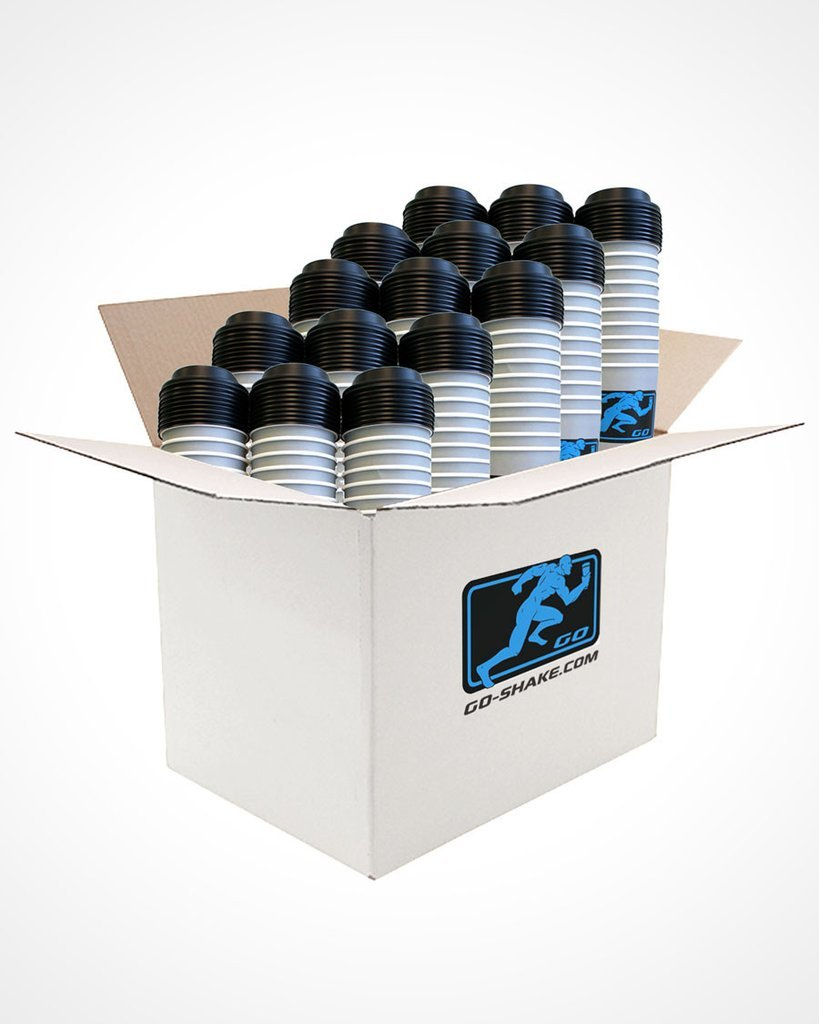 Go-Shake Disposable Shaker Cup (Qty 300)
