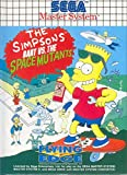 The Simpsons: Bart vs. the Space Mutants - Sega Master System