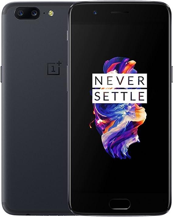 Amazon.com: OnePlus 5 A5000, Gris