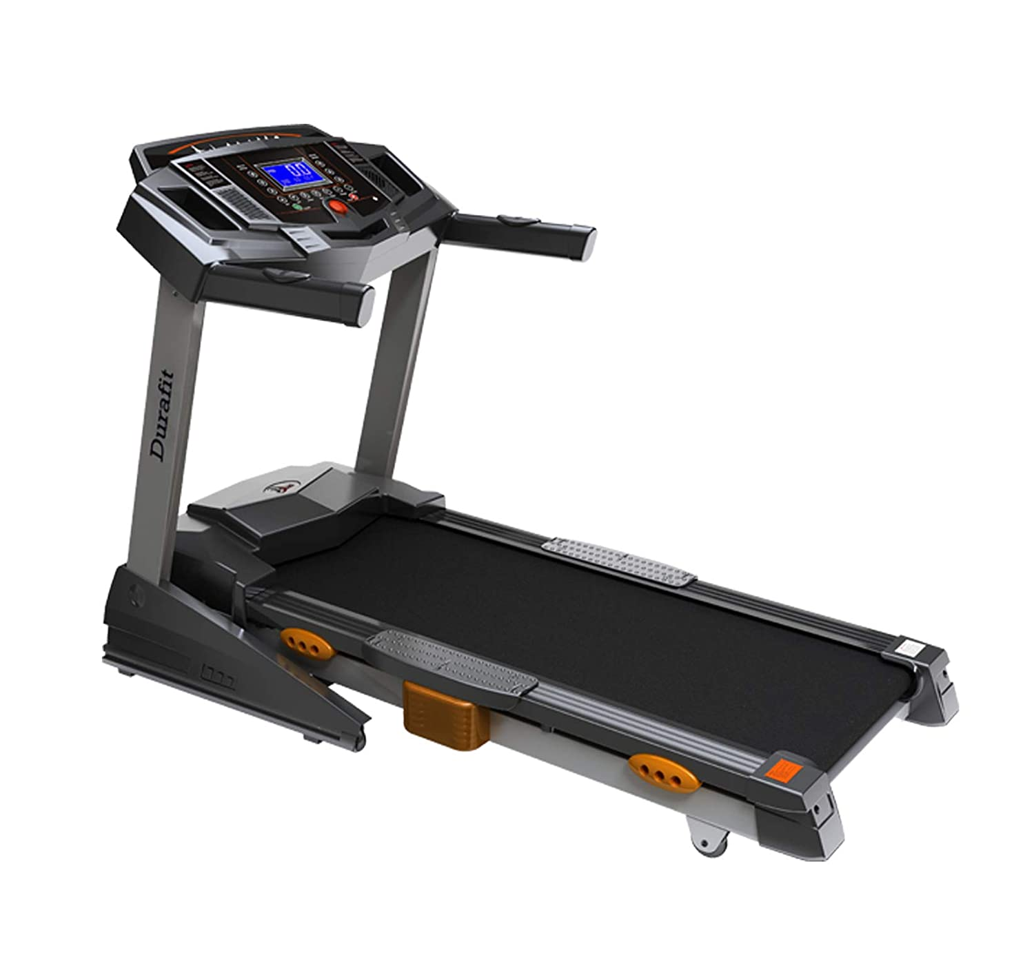 Durafit Heavy Hike 2.5 HP (Peak 5.0 HP) Motorized Foldable Treadmill review