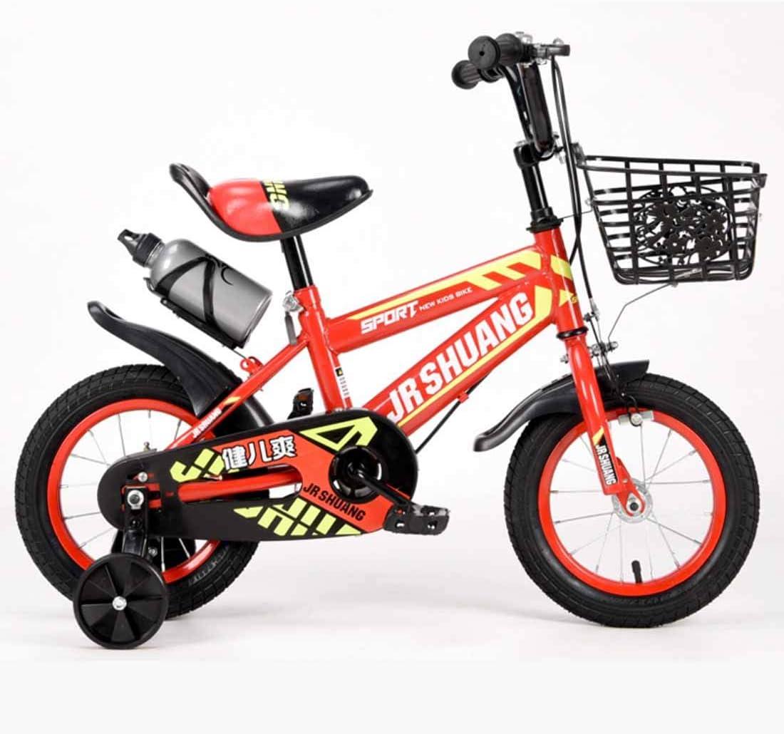 MUYU Bicicleta Infantil con Ruedas De Entrenamiento De para Niños ...