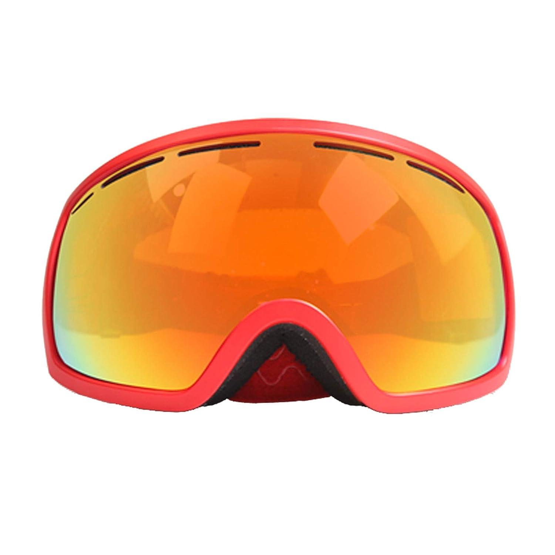 AnazoZ Gafas Dobles Gafas Antivaho Gafas de Esqui Gafas Protectoras Viento Gafas Protectoras Gafas de Esqui ANAXPHMJ2001